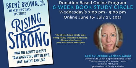 Rising Strong 6-Week Book Circle - First Gathering tickets