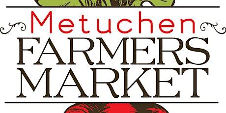 Metuchen Farmers Market tickets