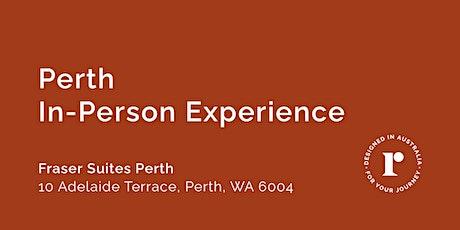 Perth   Sat 29th May tickets