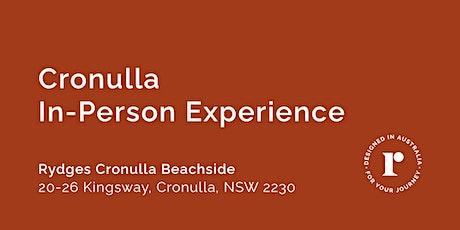 Cronulla   Sun 30th May tickets