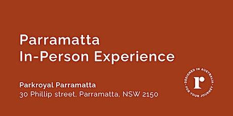 Parramatta | Sat 5th June tickets