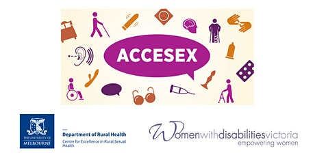 AcceSex Workshop hosted by Women with Disabilities Victoria & CERSH tickets