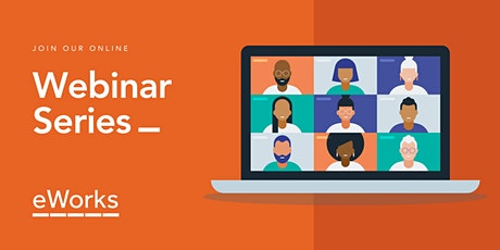 eWorks Webinar Series | Do you want an inclusive learning environment? tickets