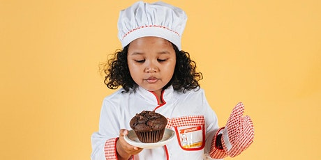 Kids Cupcakes for Mother's Day - Virtual tickets