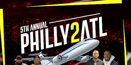 5th Annual Philly to Atlanta Weekend. 5 Events 3 Days 1 Low Price. 3 Night tickets