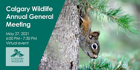 Calgary Wildlife Annual General Meeting tickets