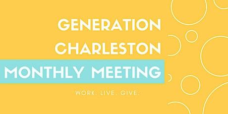 Generation Charleston Monthly Meeting tickets