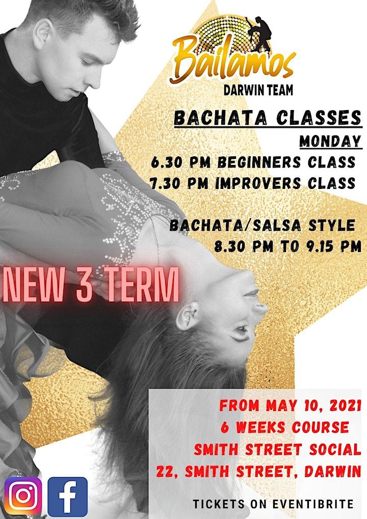Bachata Class Improvers 6 weeks image