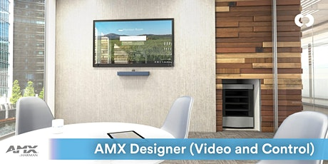 WLG | AMX Designer (Video and Control) tickets