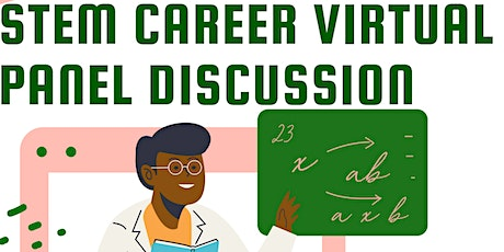 STEM Career Panel Discussion tickets