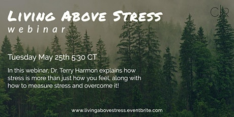 Living Above Stress tickets