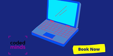 Coding Class for Kids (FREE) tickets