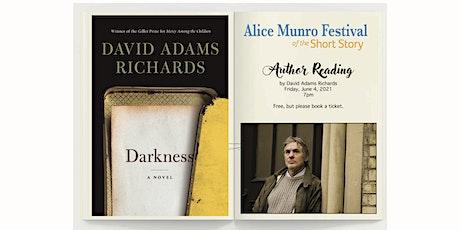 Author Reading:  David Adams Richards tickets