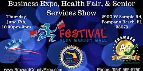 Business Expo, Health Fair, & Senior Services Show tickets