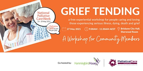 Grief Tending Workshop for Community Members tickets