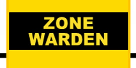 RCH -  Zone Warden Training -Meet at Green Lifts Ground Level tickets