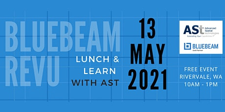 Bluebeam Revu Lunch & Learn with ASt tickets