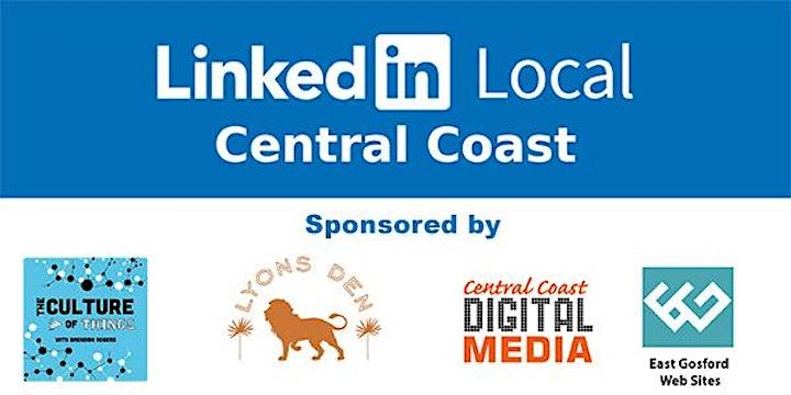 LinkedInLocal Central Coast - Monday 28th June 2021 image