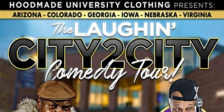 The Laughin' City-to-City Tour: Greeley, CO 2021 tickets