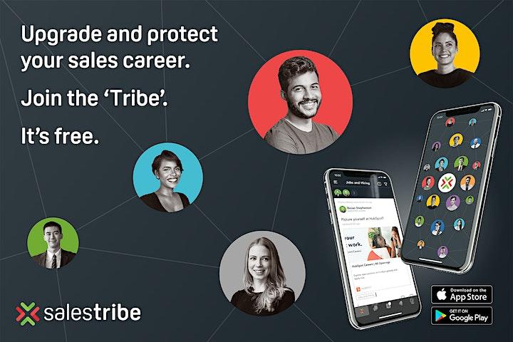 SalesTribe Meet-Up (Melbourne) image
