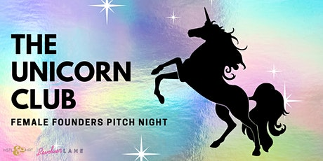 The Unicorn Club: female founder's pitch night Melbourne tickets