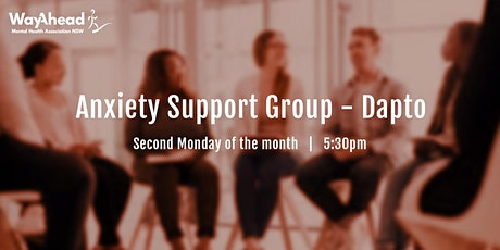 Dapto Anxiety Support Group tickets