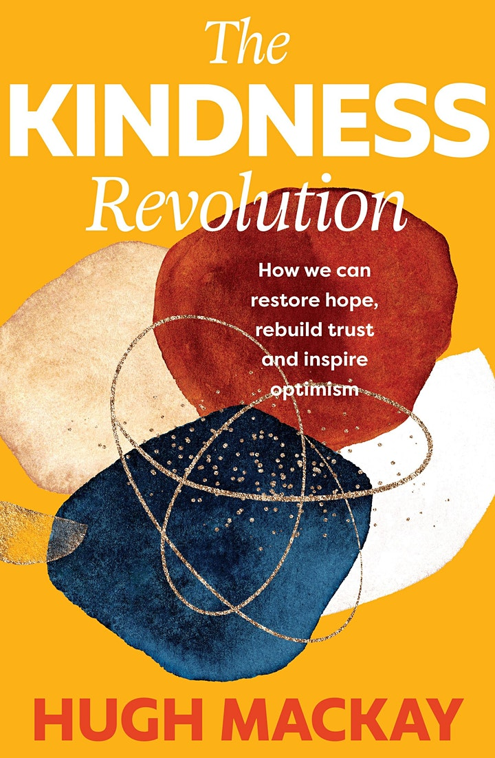 Speaker Series: The Kindness Revolution with Hugh Mackay image
