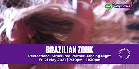 Brazilian Zouk RSPD Night tickets
