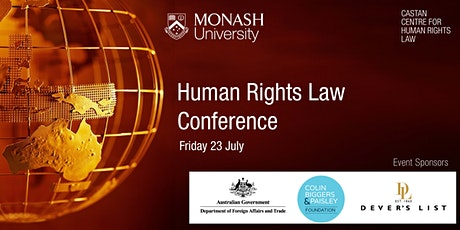 Castan Centre - Human Rights Law Conference tickets