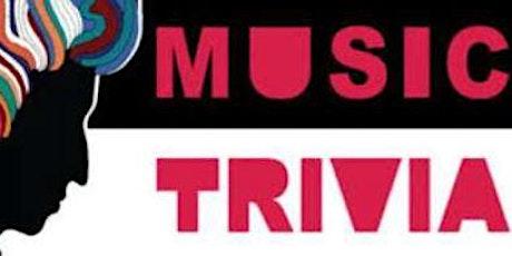 St Augustine's Music Trivia Night tickets