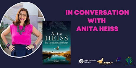 Online Author Talk: Dr Anita Heiss in Conversation tickets