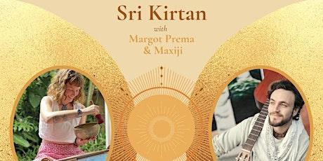 Sri Kirtan with Margot Prema & Maxiji tickets