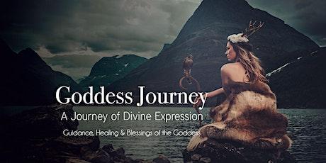Goddess Journey tickets