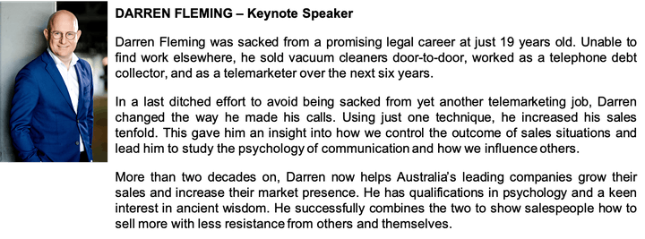 2021 Business Growth Conference - hosted by BNI Australia image