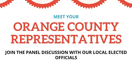 June Luncheon: Meet your Orange County State Representatives tickets