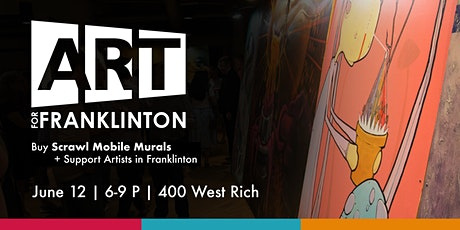 Art for Franklinton 2021 tickets
