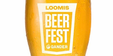 Loomis Beer Fest 2021 tickets
