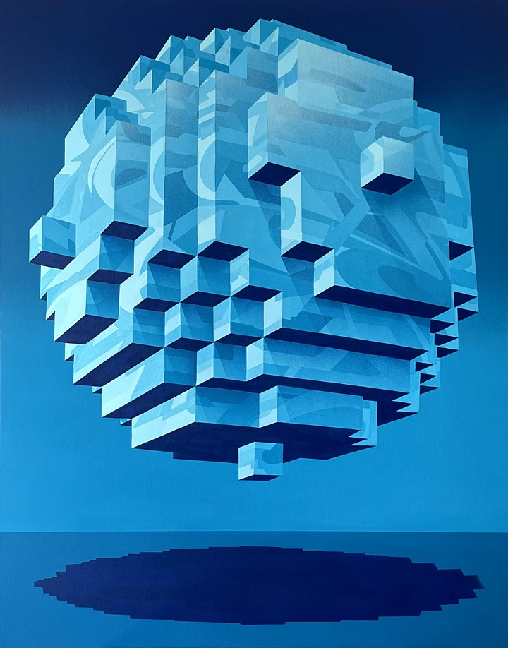 Quantum Supremacy Duo Exhibition image