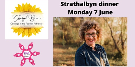 Strathalbyn dinner - Women in Business Regional Network -  Monday 7 /6/2021 tickets