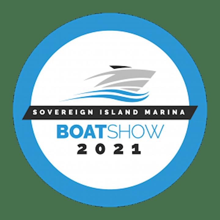 Sovereign Island Marina Boat Show 2021 image