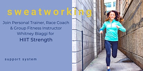 HIIT Strength with Whitney Biaggi tickets