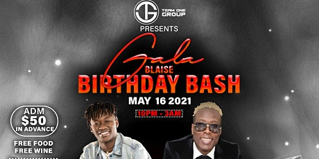 Gala Birthday Bash with DISIP tickets
