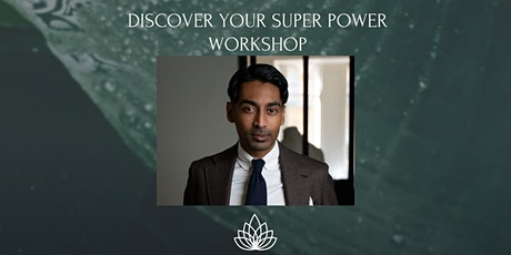 Discover your Superpower tickets