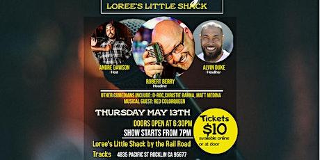 Standup Comedy @ Loree's tickets