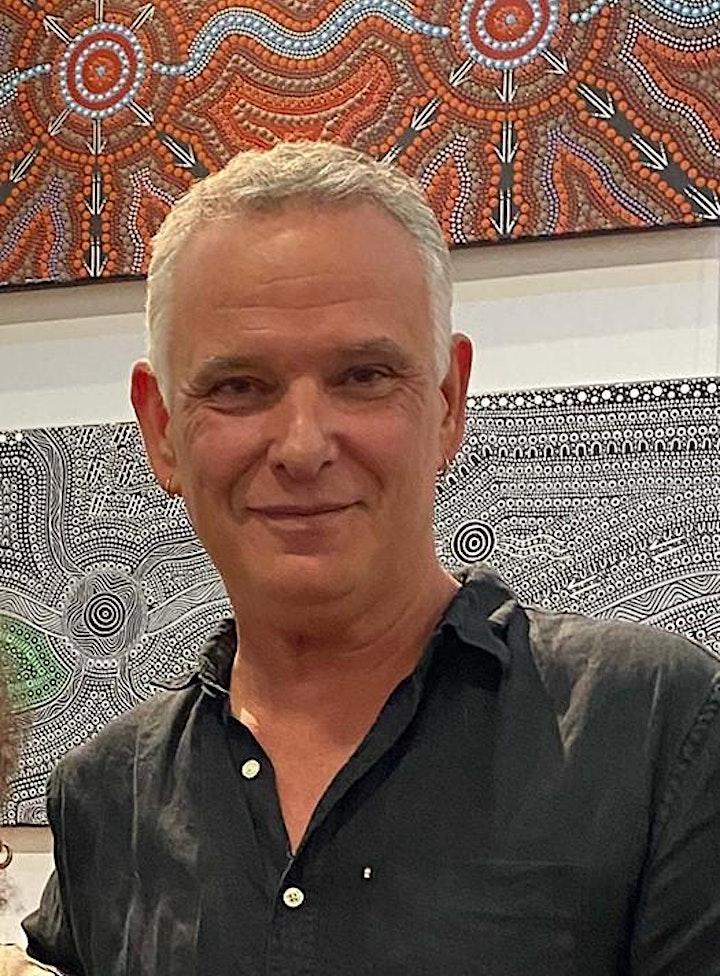 Garry Jones Artist Talk image