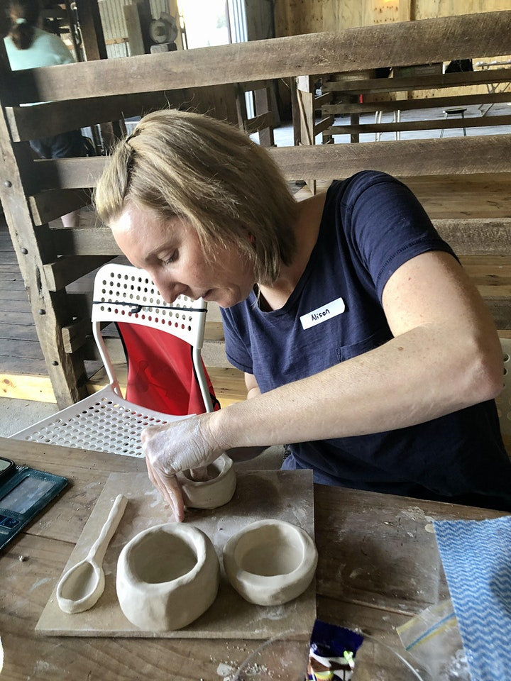 ADULTS POTTERY WORKSHOP- at the Art House image