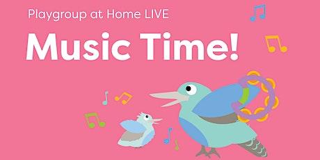 Music Time biglietti
