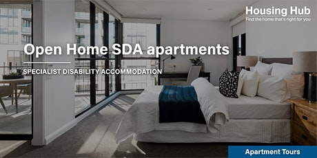Open Home SDA Apartments - Westmead Highline by Summer Housing tickets