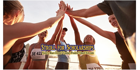 STROLL for SCHOLARSHIPS - 5K  10K -   Pioneer Village at Shingle Creek tickets