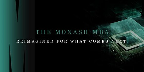 Webinar: The Monash MBA information session tickets